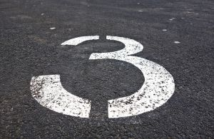 getal drie