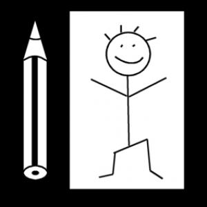 picto tekenen