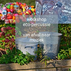 Ecopercussion workshop