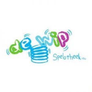 Logo Spelotheek De Wip, Steunpunt voor Opvoeding, Onderwijs, Therapie en Vrije Tijd