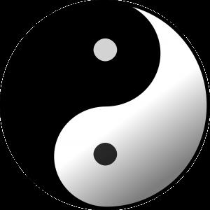 Yin Yang-teken