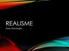 startpagina realisme