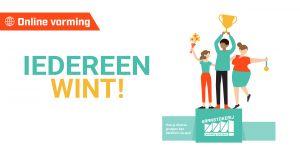 'Iedereen wint!' - Online vorming over hoe je diverse groepen kan bereiken via spel
