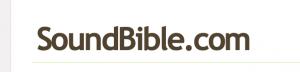 Het logo van SoundBible