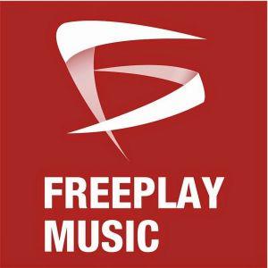 Het logo van Freeplay Music