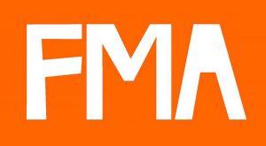 Het logo van FMA