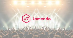 Logo van Jamendo