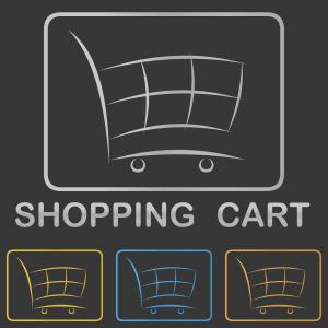 webshop icoon