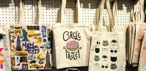 Workshop Tote Bag Designs