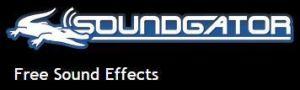 Het logo van SoundGator
