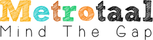 Logo website Metrotaal