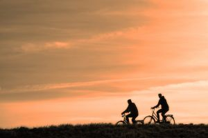 fietsers