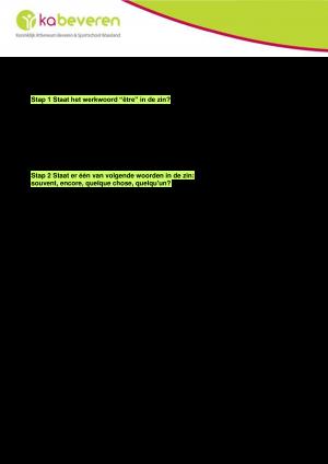 Voorbeeld uit: La-négation-stappenplan.pdf