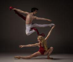 twee dansers