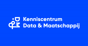 The logo of the Knowledge Center for Data and Society.