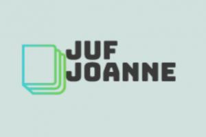 Logo van juf Joanne