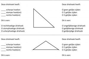 Voorbeeld uit: Herhalingsbundel rekenen startweek 2