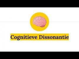 hersenen waarbij cognitieve dissonantie staat getypt