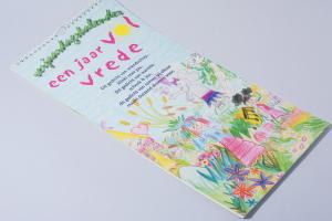 kalender: een jaar vol vrede