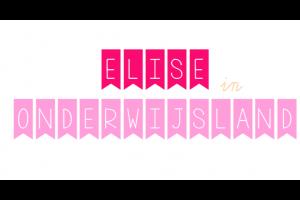 tekst: Elise in onderwijsland