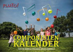 Cover componistenkalender