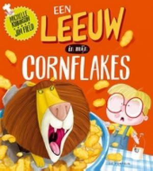 cover Een leeuw in mijn cornflakes