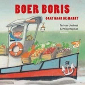 cover van Boer Boris gaat naar de markt
