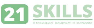 logo 21skills