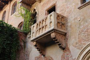 Balkon Romeo en Juliet