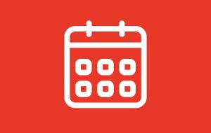 picto van een kalender