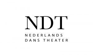 Het logo van Nederlands Dans Theater