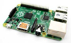 Afbeelding van Raspberry Pi minicomputer