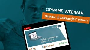 Opname Webinar flashcards maken