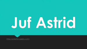 Titel Juf Astrid