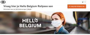 screenshot site hello belgium