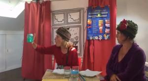 Screenshot video voorstelling 'Lap, ik kan het!'