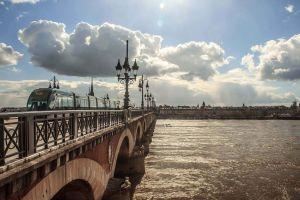 brug in Bordeaux