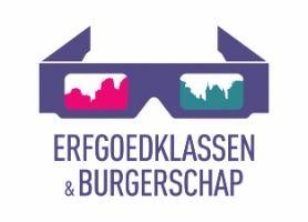 Logo Erfgoedklassen & Burgerschap