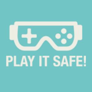 logo play it save