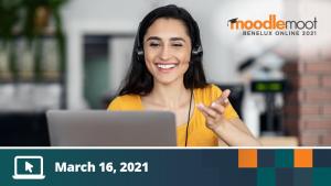 MoodleMoot Benelux 2021