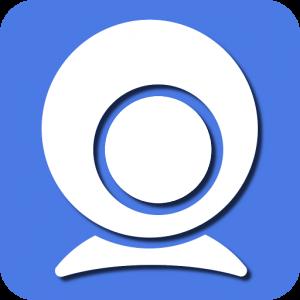 Logo Iriun - illustratie van een webcam