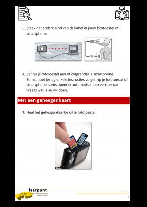 Voorbeeld uit: FICHE_fototoestel of smartphone aansluiten op de computer.docx