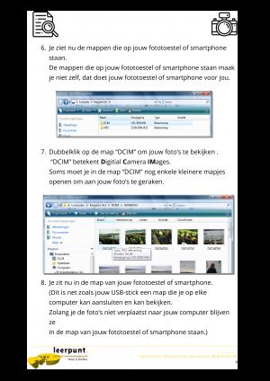 Voorbeeld uit: FICHE_foto's overbrengen naar je computer.docx
