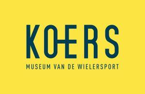 Logo KOERS. Museum van de Wielersport