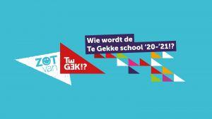 Wedstrijd Te Gekke school '20-'21