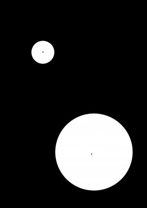 Voorbeeld uit: Extra oefeningen omtrek en oppervlakte cirkel.docx