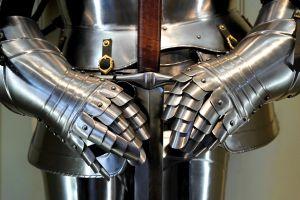 harnas van een ridder