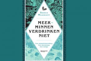 Cover van het boek Meerminnen verdrinken niet