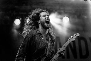 zanger gitarist