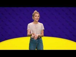 Voorbeeld van video 'Standaardtaal, tussentaal en dialecten'